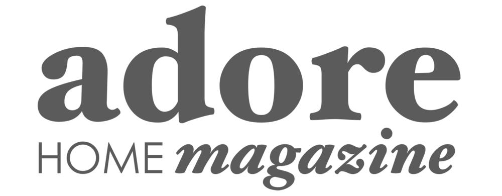Adore Home Magazine logo